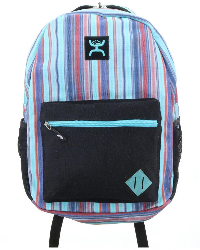 HOOey Black Serape Print Recess Backpack , Multi, hi-res