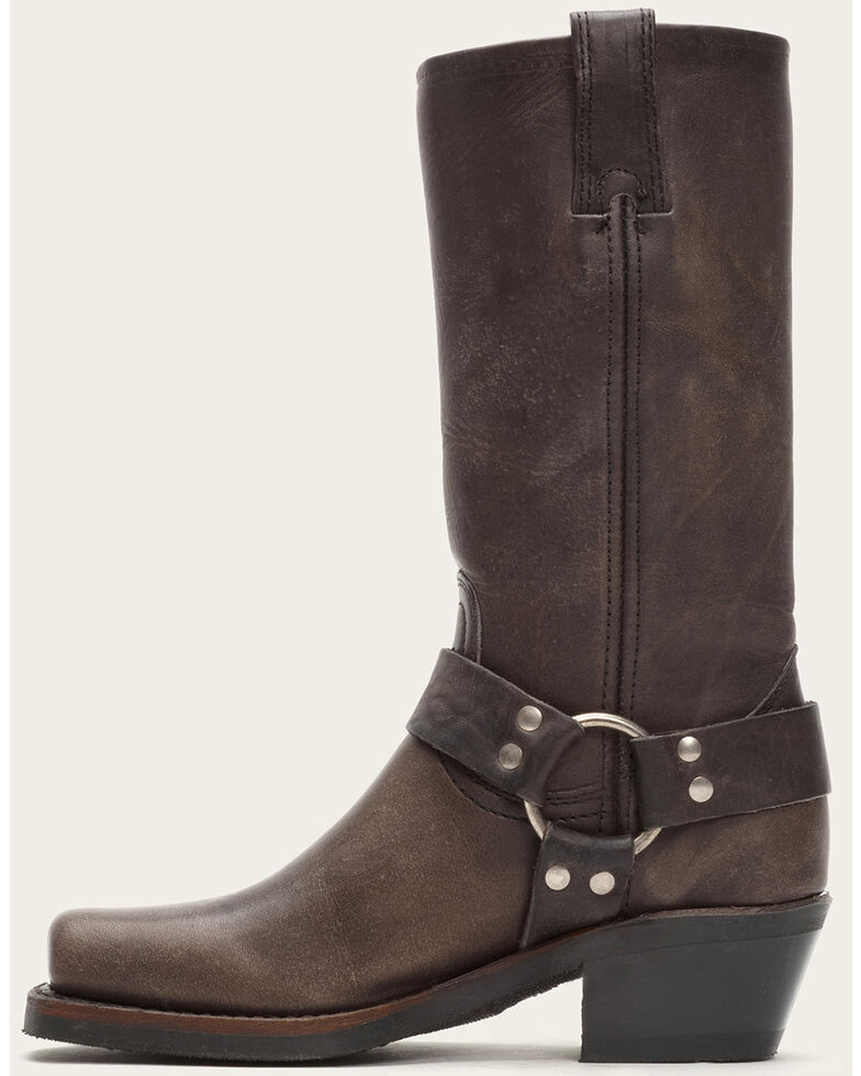 a2f3c35074a Frye Women's Ash Harness 12R Mid-Calf Boots - Square Toe