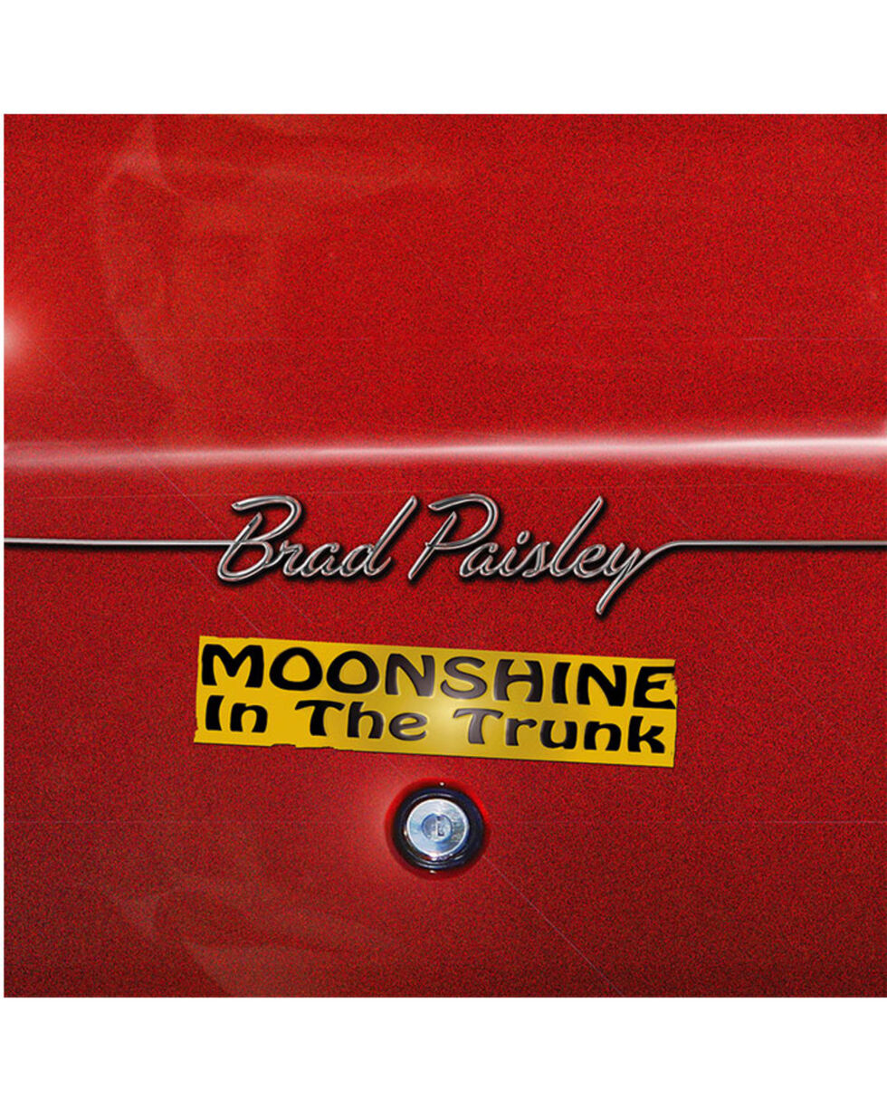 Moonshine in the Trunk by Brad Paisley CD, No Color, hi-res