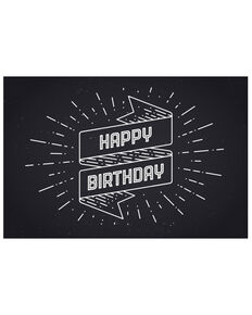 Boot Barn® Happy Birthday Burst Gift Card, No Color, hi-res