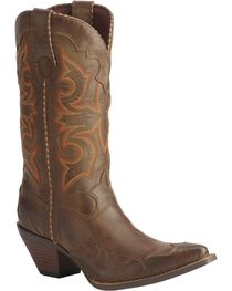 Durango Women's Rock-n-Scroll Western Boots, , hi-res