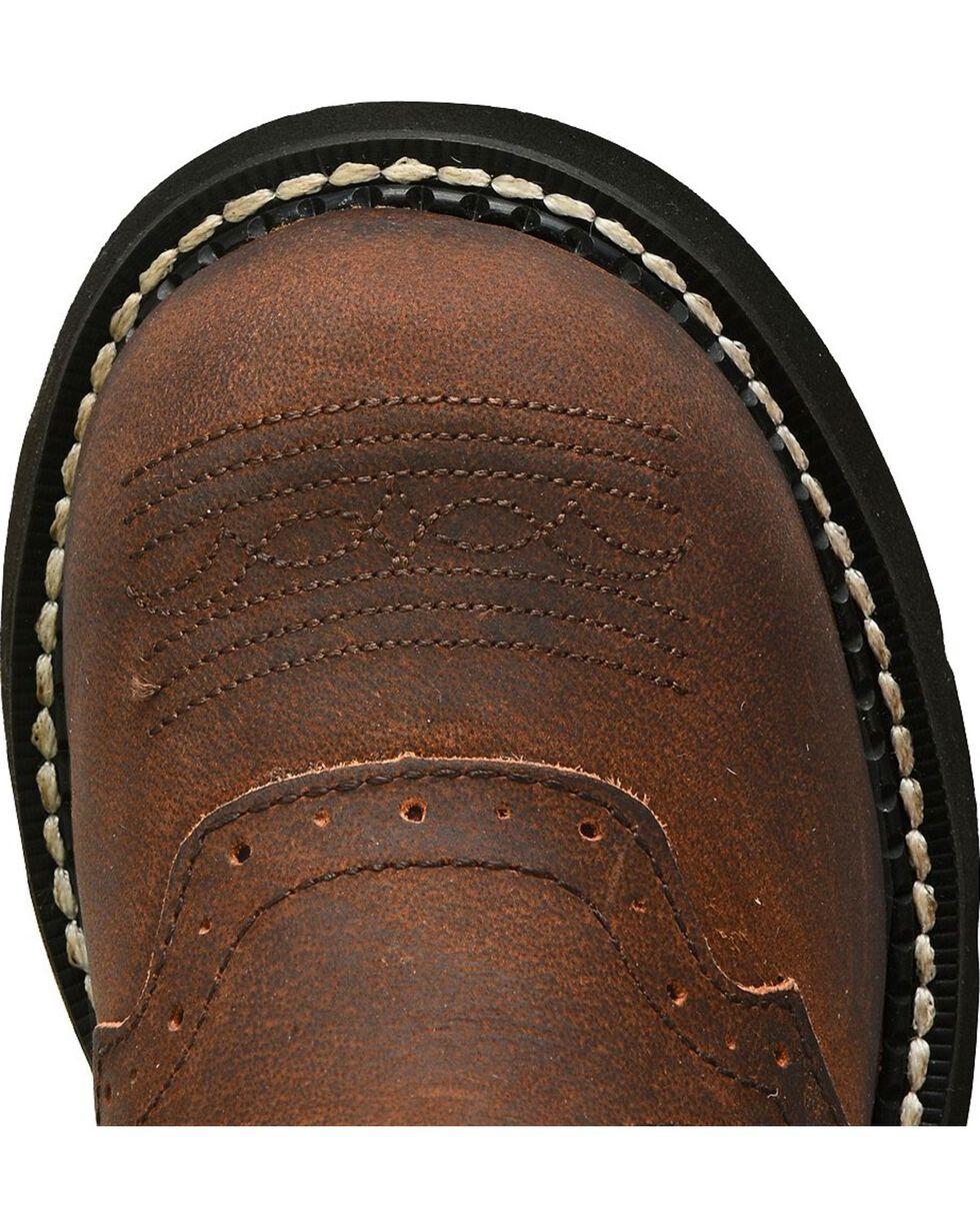 Justin Youth Gypsy Cowgirl Western Boots, Aged Bark, hi-res
