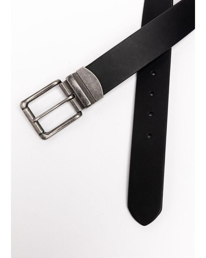 Hawx Men's Multi Reversible Leather Work Belt , Multi, hi-res