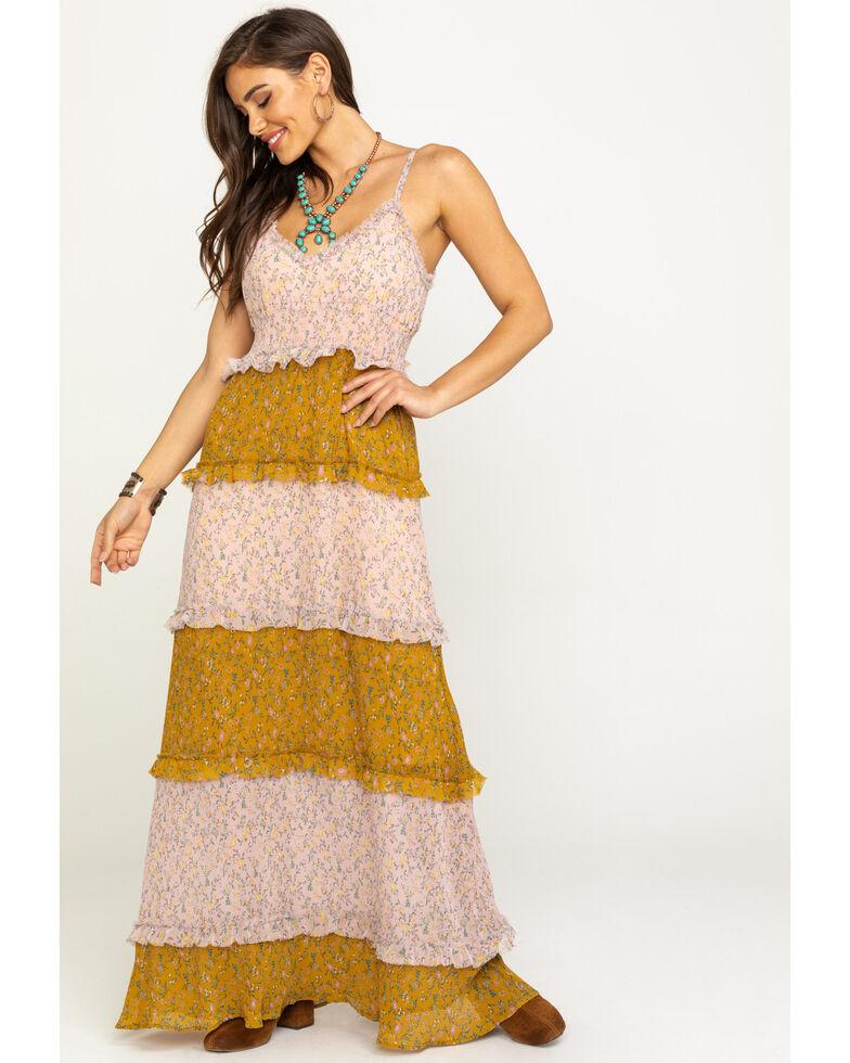 Show Me Your Mumu Women's Emira Itsy Floral Maxi Dress, Multi, hi-res