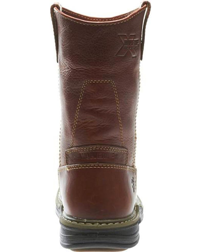 98299162490 Wolverine Men's Raider Contour Welt Wellington Work Boots