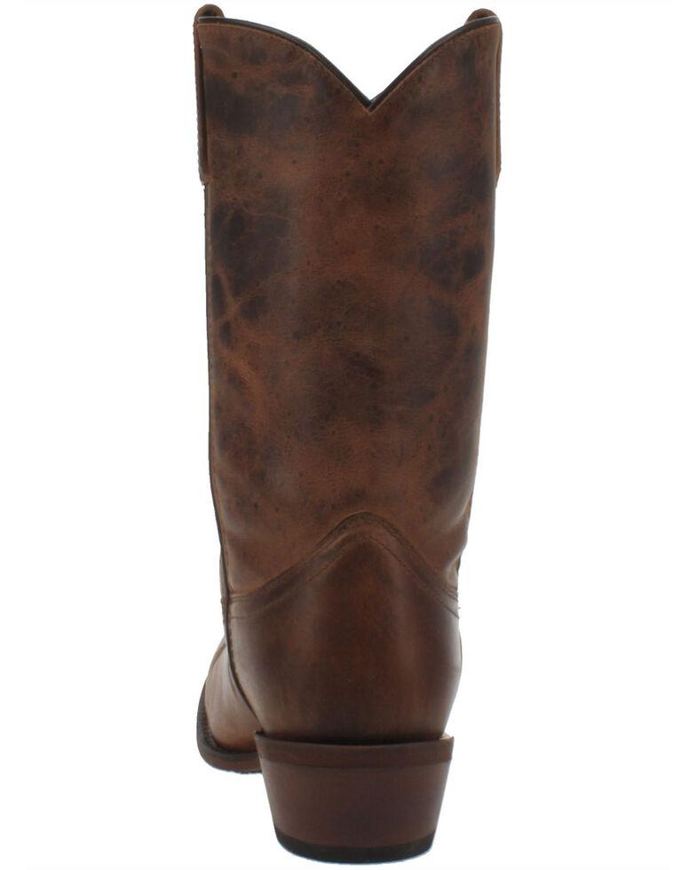 Dingo Men's Williamsburg Western Boots - Round Toe, Rust Copper, hi-res