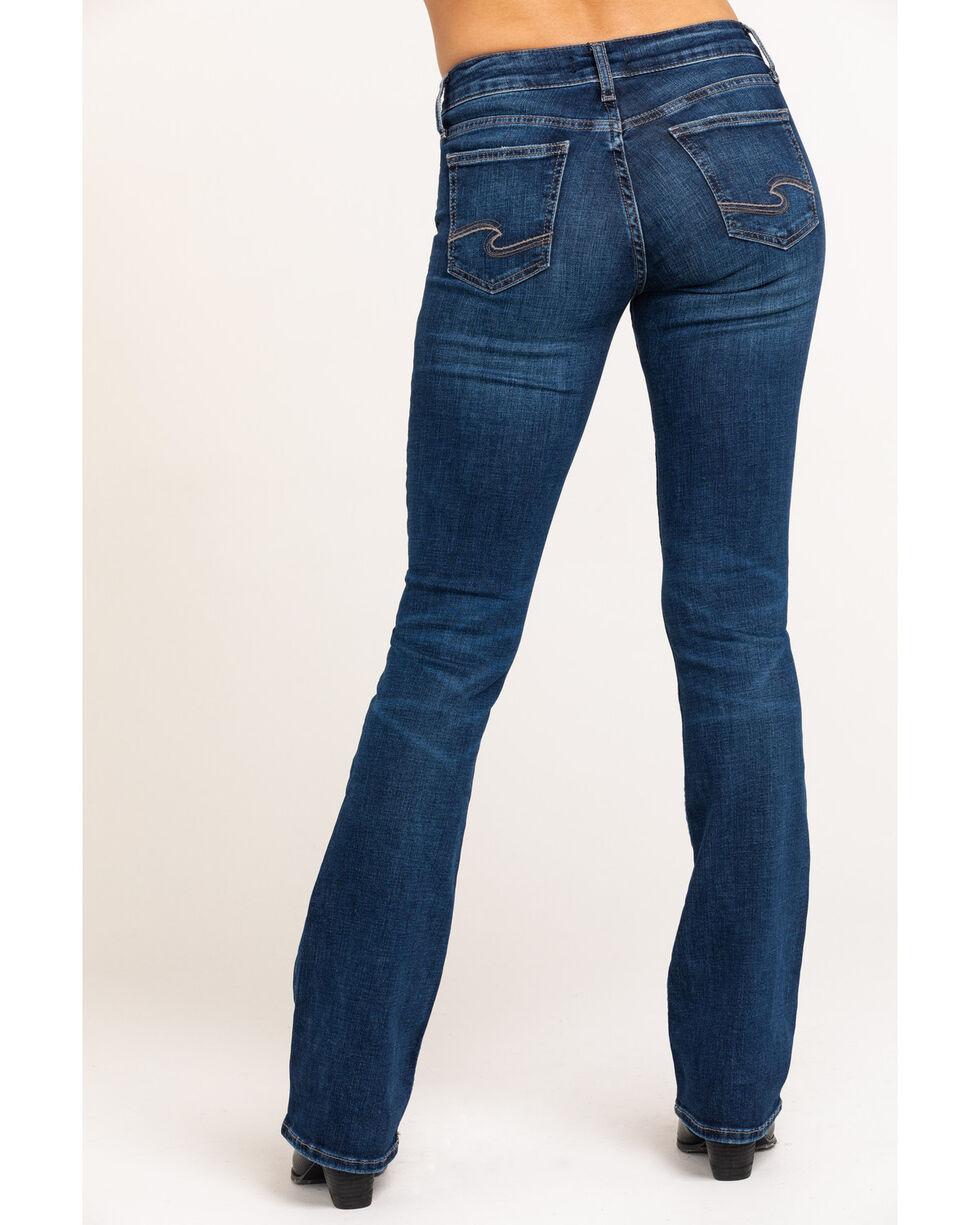 Silver Jeans Women's Slim Boot Cut Jeans, Indigo, hi-res