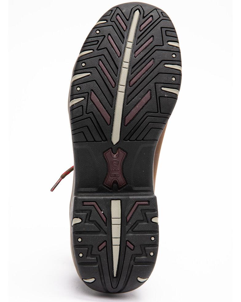 Ariat Women's Terrain H2O Waterproof Boots - Round Toe, Brown, hi-res