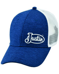 Justin Men's Assorted Logo Ball Cap , Multi, hi-res