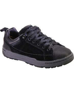 CAT Women's Brode Steel Toe Work Shoes, Black, hi-res