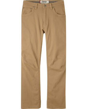 Mountain Khakis Men's Tan Camber 106 Pants , Tan, hi-res