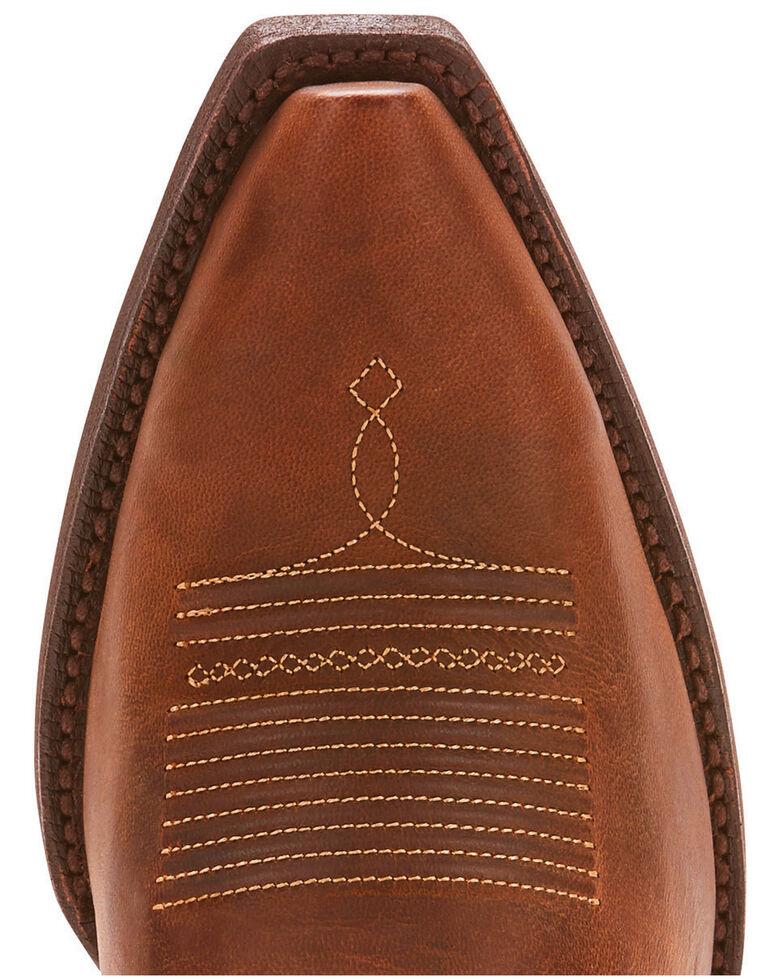 Ariat Women's Cognac Alabama Fleece Boots - Snip Toe , , hi-res