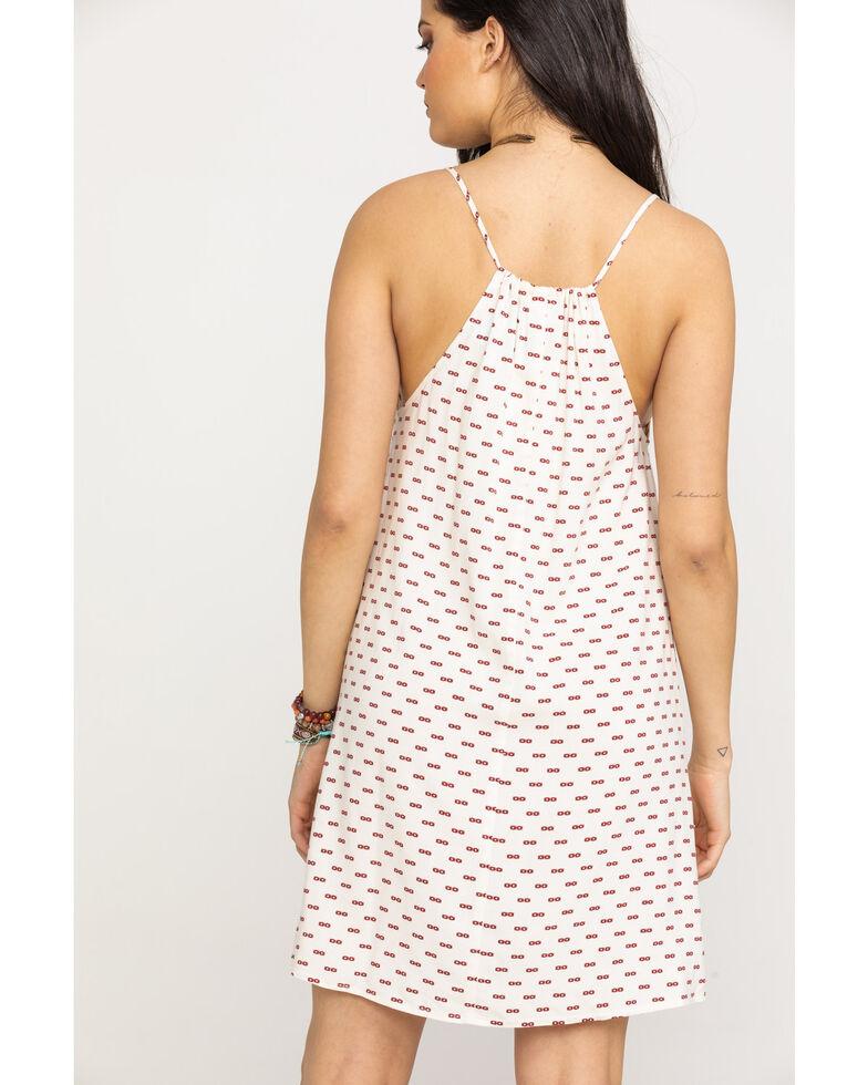 Others Follow Women's Poppy Halter Dress, White, hi-res