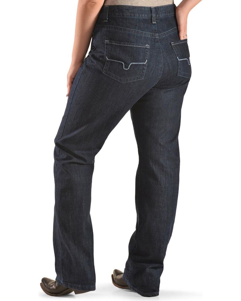 Kimes Ranch Women's Madeline Boot Cut Jeans - Plus, Indigo, hi-res