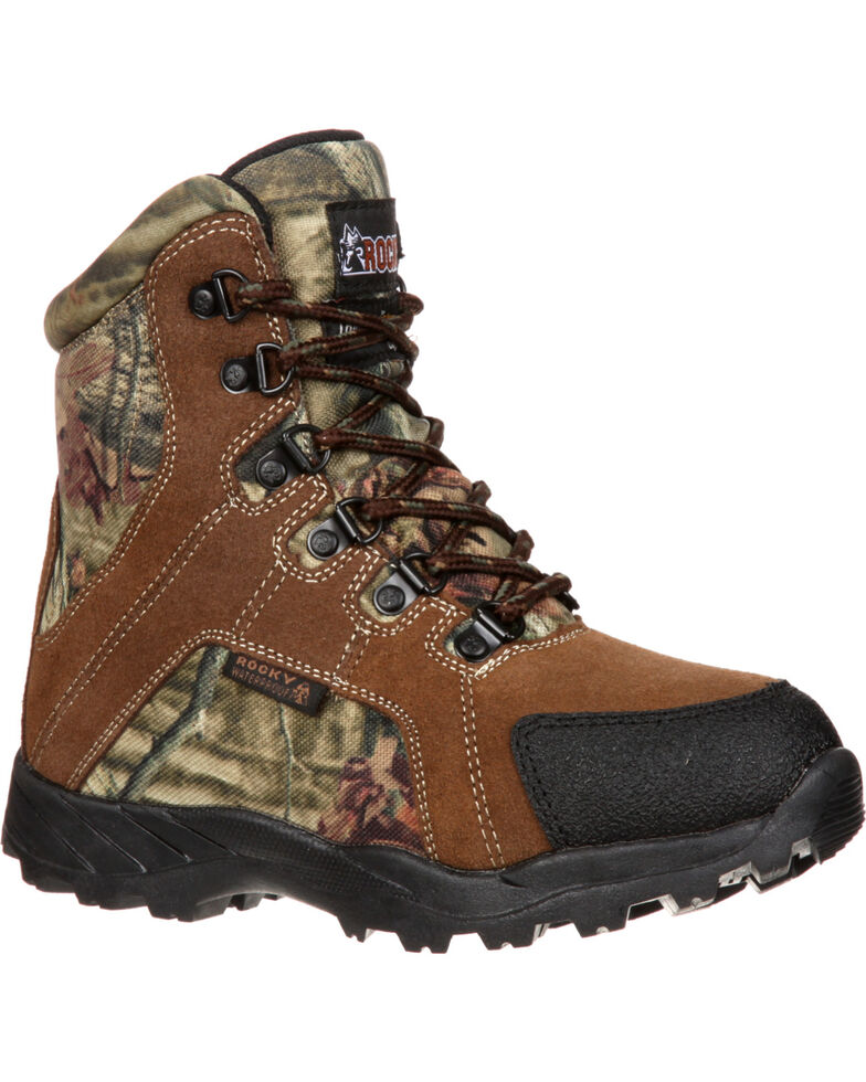 Rocky Boys Hunting Waterproof Insulated Boots Boot Barn