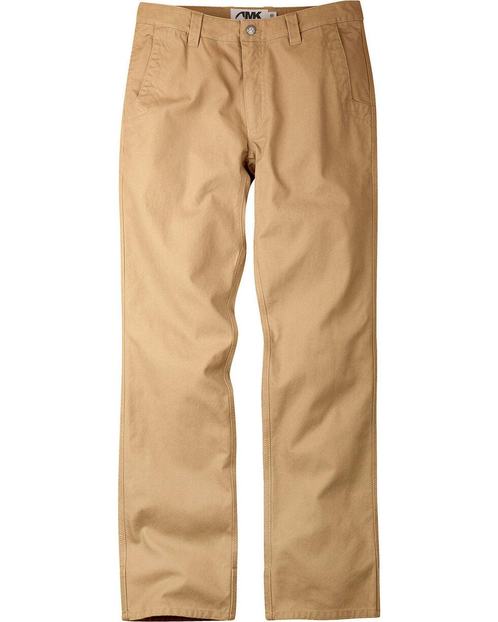 Mountain Khakis Men's Original Slim Fit Pants , Tan, hi-res