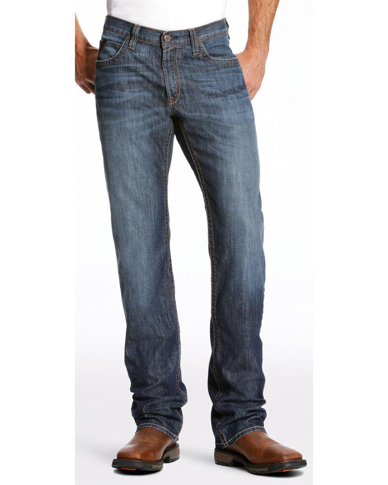 8eac99bb3d1 Ariat Men s FR M4 Inherent Basic Low Rise Jeans - Boot Cut