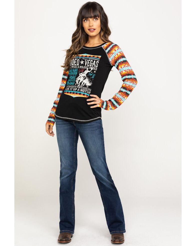 Shyanne Life Women's Medium Bootcut Jeans, Blue, hi-res