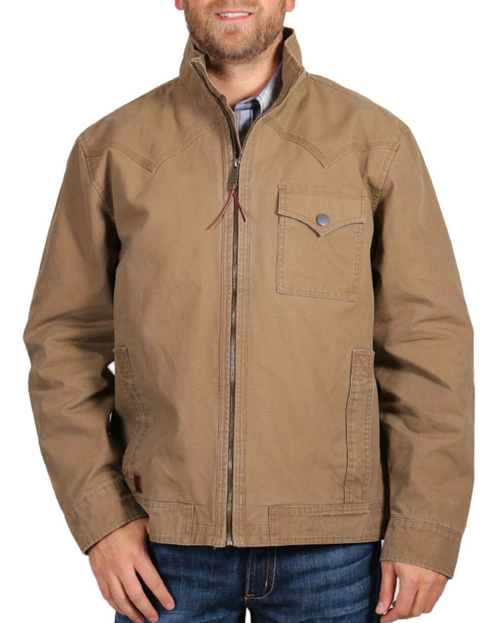 Cody James® Men's Scout Jacket, Tan, hi-res