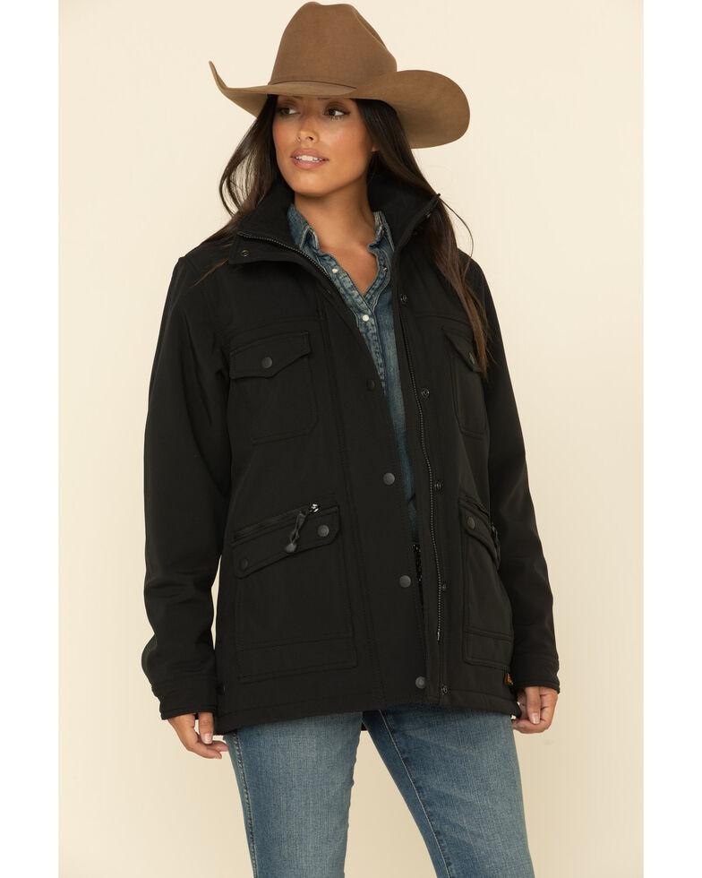 STS Ranchwear Women's Black Brazos II Jacket , Black, hi-res