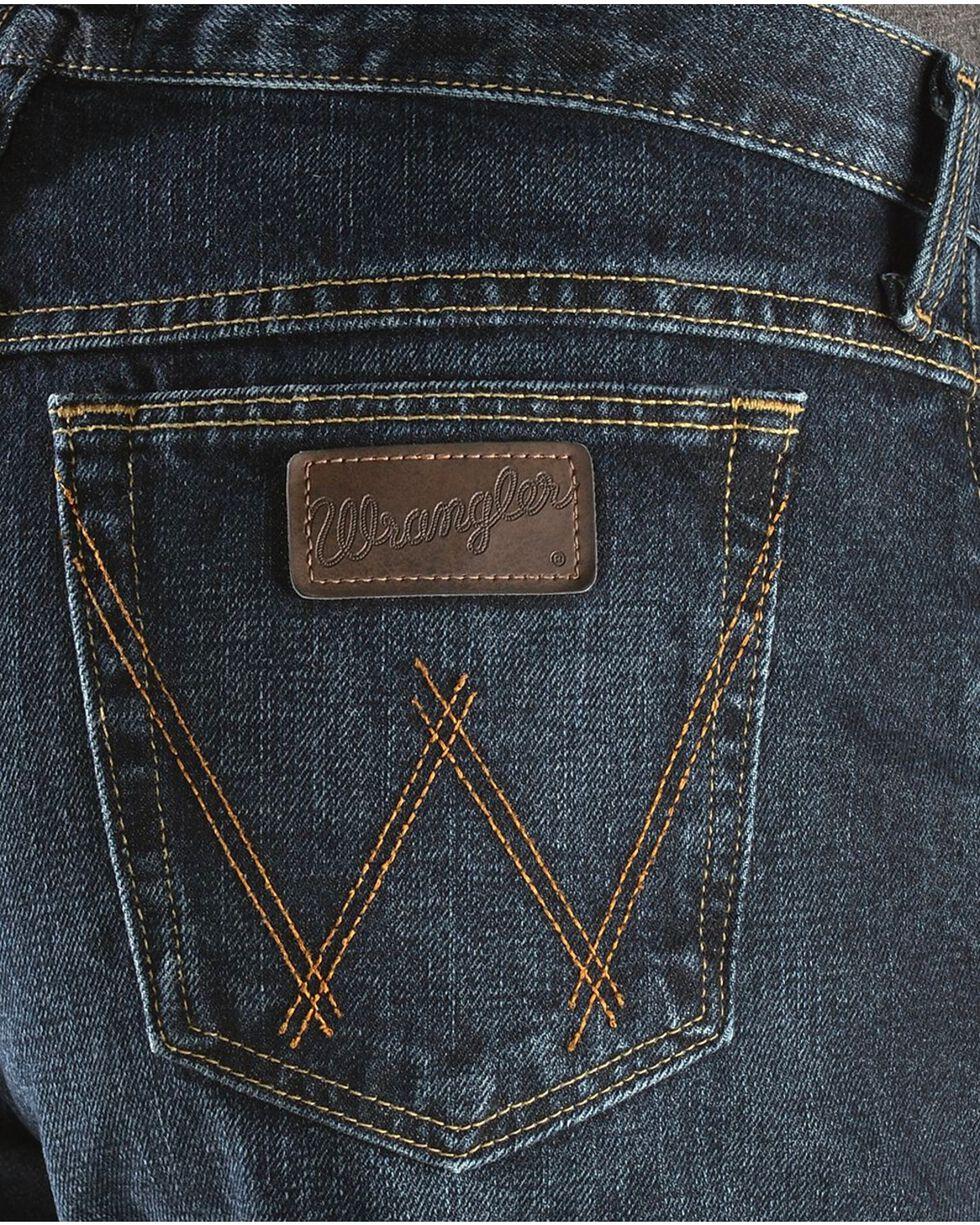 Wrangler 20X Men's Competition Jeans, Dark Blue, hi-res
