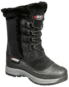 Baffin Women's Chloe Waterproof Snow Boots - Round Toe, Charcoal, hi-res