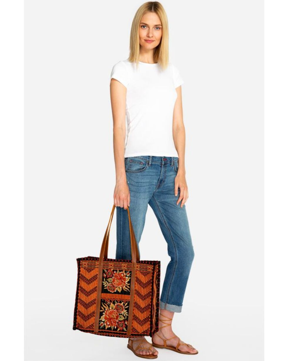 Johnny Was Women's Elim Market Tote, , hi-res