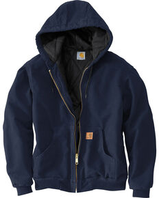 Carhartt Cottonwood Active Jacket, Midnight, hi-res