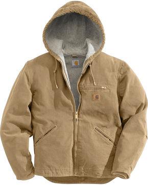 Carhartt Sierra Work Jacket, Stone, hi-res