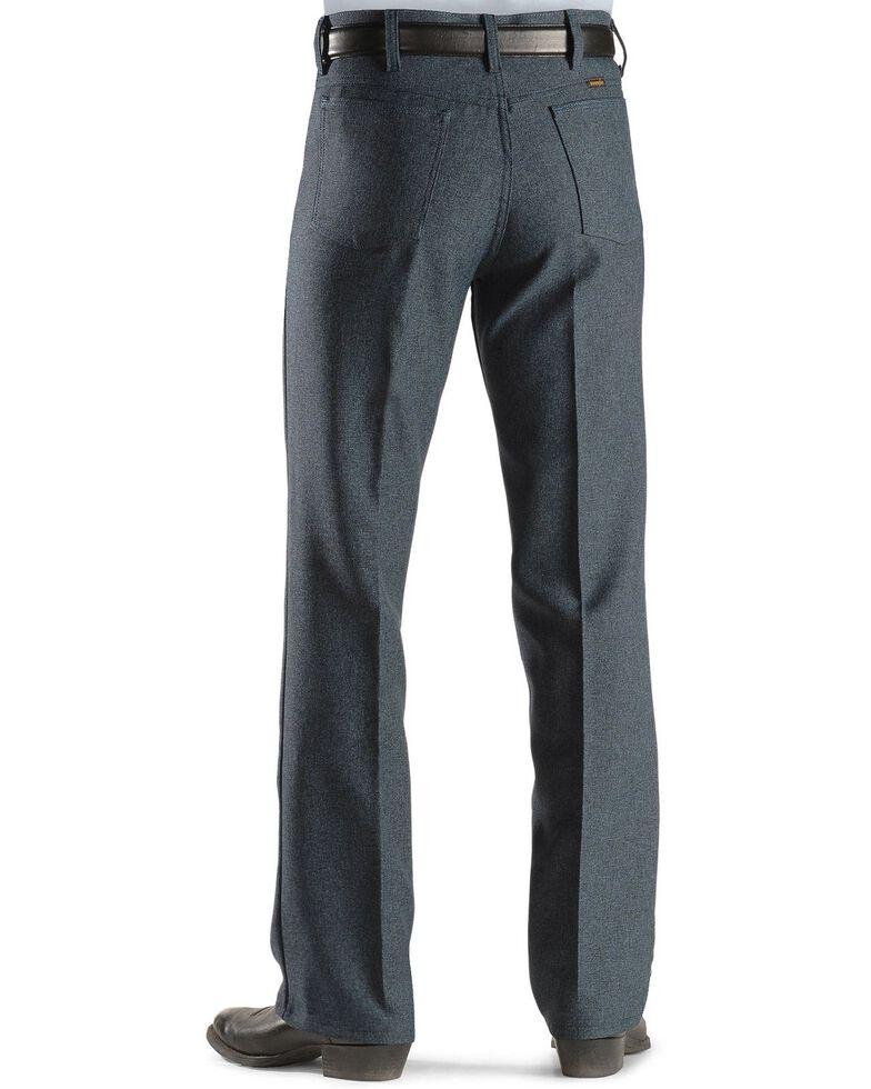 Wrangler Wrancher Dress Jeans , Hthr Blue, hi-res