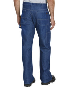 Dickies Men's Flex Relaxed Fit Carpenter Tough Max Jeans - Straight Leg, Indigo, hi-res