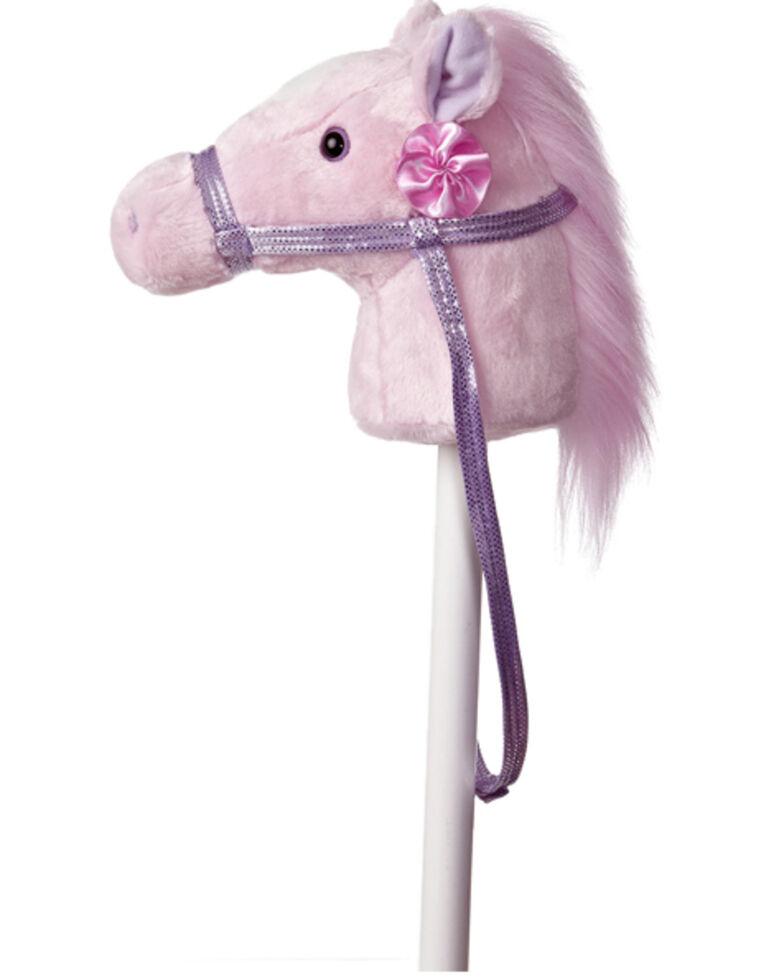 Aurora Girls' Fantasy Pink Toy Horse, Pink, hi-res