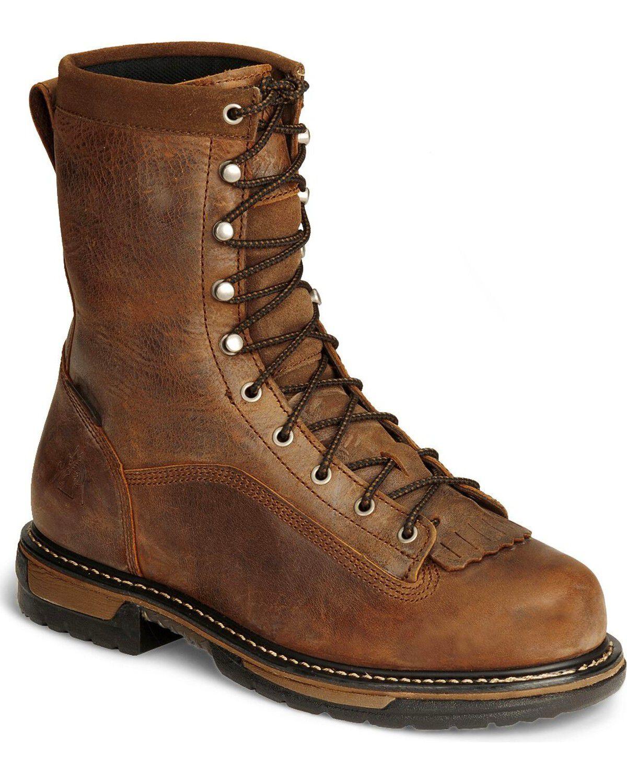 Men's Rocky Work Boots - Boot Barn