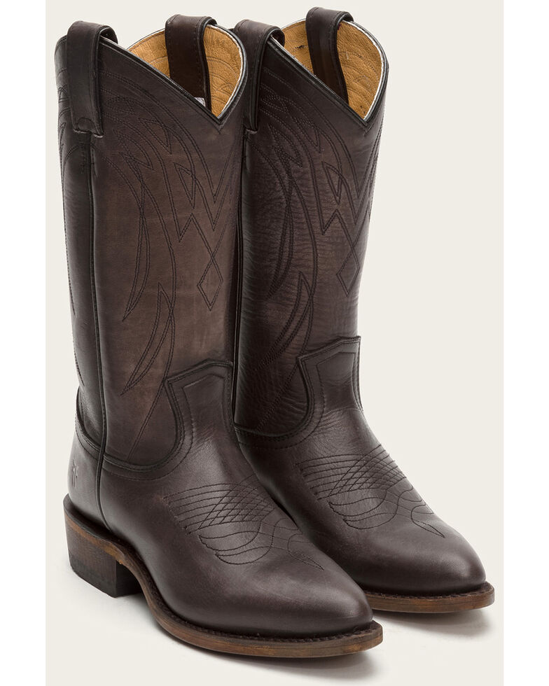 Women's Pull Billy Frye On Pointed Boots Toe m8n0wvN