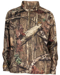 Rocky Break Up Camo Wind Shirt Jacket, Brown, hi-res