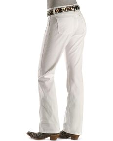 Wrangler Jeans - Q Baby Ultimate Riding Jeans, White, hi-res