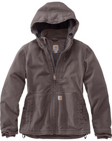 Carhartt Women's Full Swing Caldwell Jacket , Taupe, hi-res
