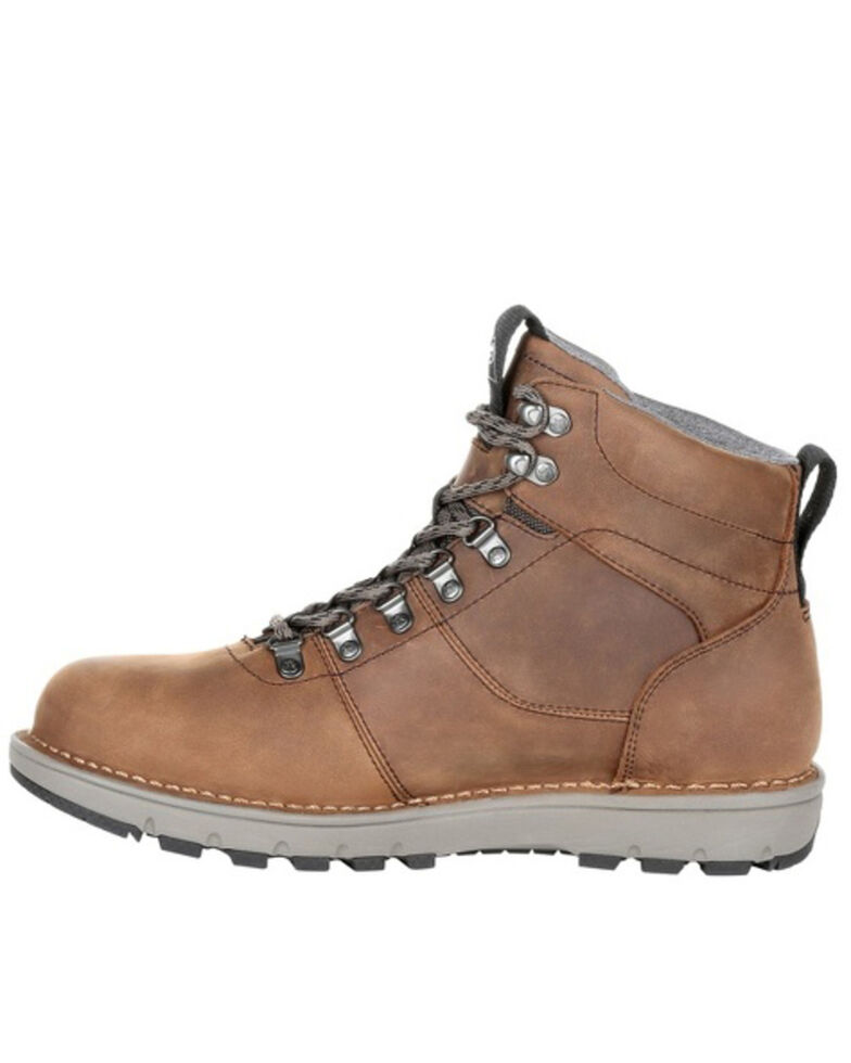 Rocky Men's Legacy 32 Waterproof Outdoor Boots - Soft Toe, Brown, hi-res