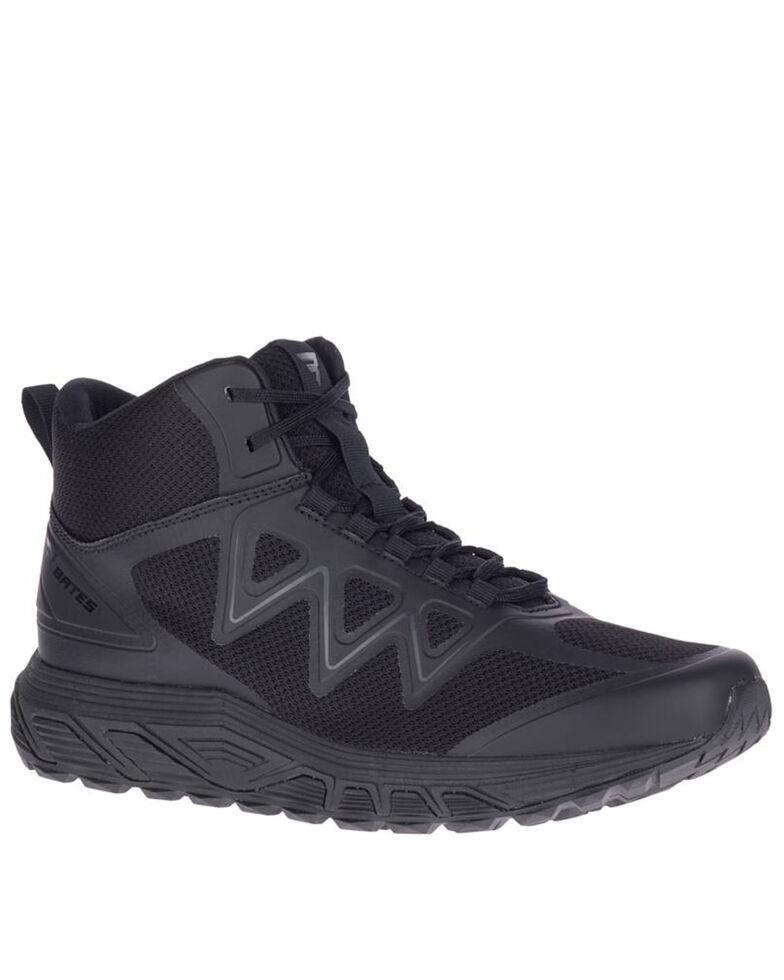 Bates Men's Rush Work Boots - Soft Toe, Black, hi-res