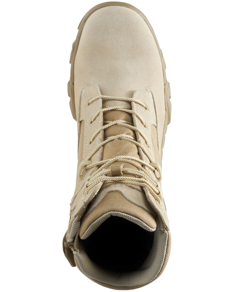 Bates Men's GX-8 Desert Tactical Boots - Composite Toe, Tan, hi-res