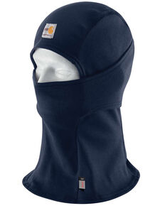 Carhartt Men's FR Force Balaclava Hard Hat Liner , Navy, hi-res