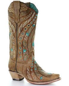 da2250e728b Women's Corral Boots - Boot Barn