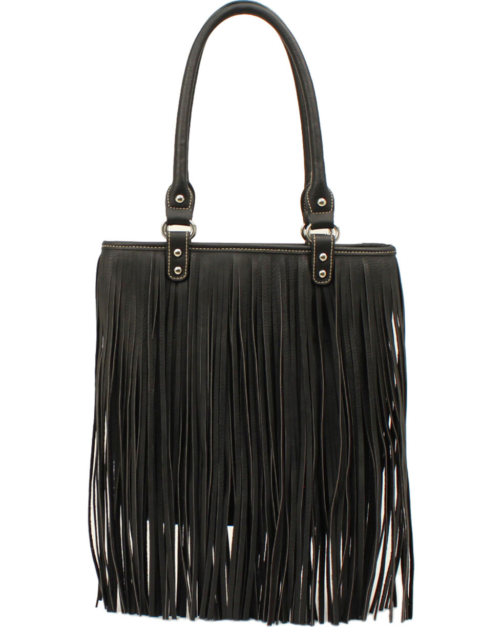 Blazin Roxx Fringe Shoulder Bag, , hi-res