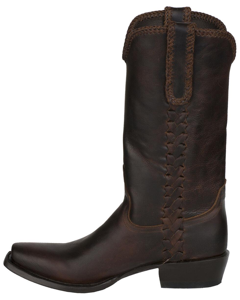 Lane Men's Bodega Western Boots - Snip Toe, Cognac, hi-res