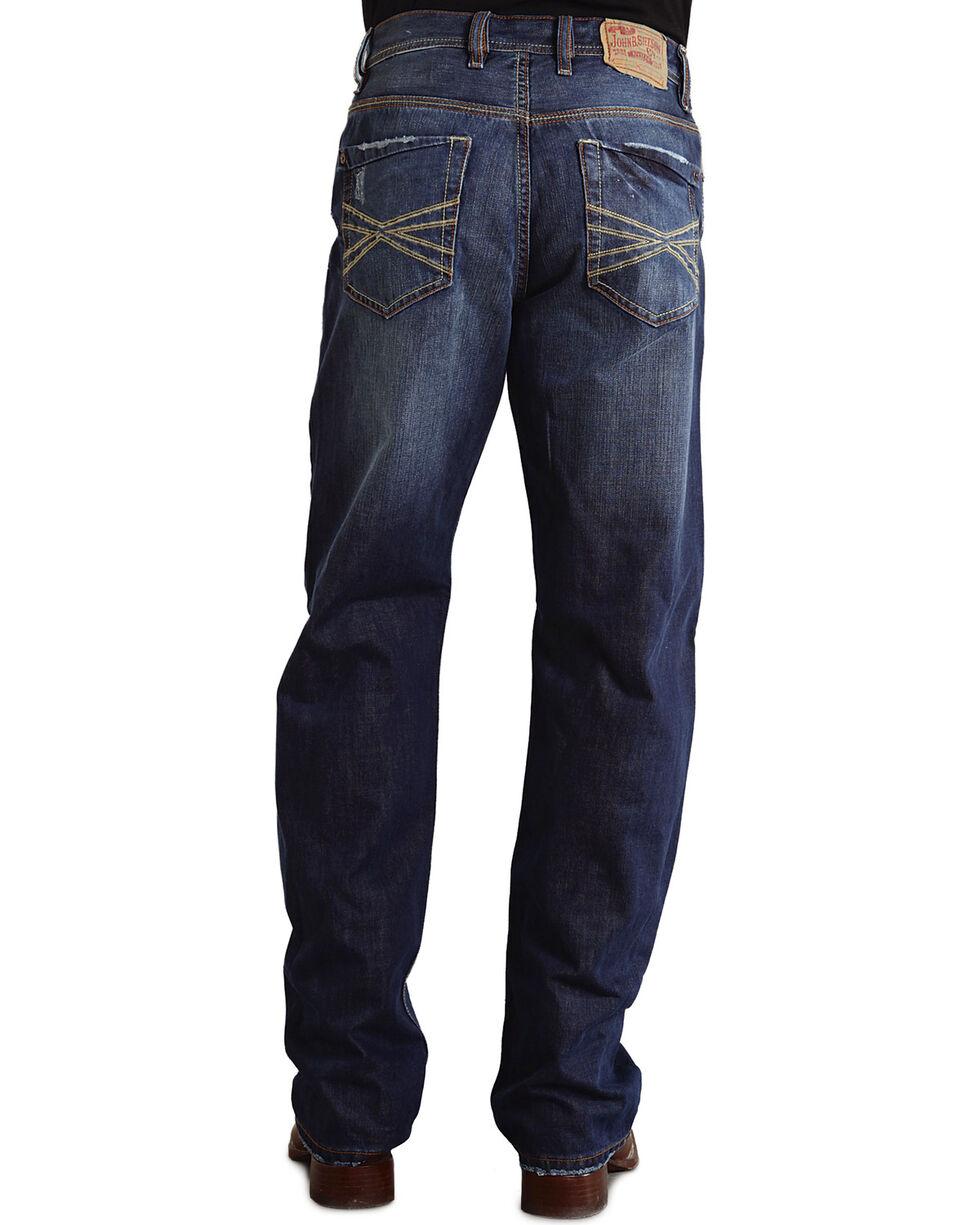 Stetson Men's Standard Straight Leg Jeans, , hi-res
