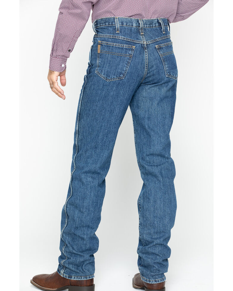 Cinch Jeans - Green Label Relaxed Fit Dark Stonewash, Dark Stone, hi-res