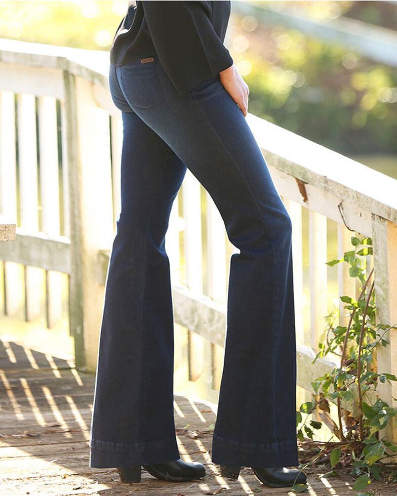 Wrangler Retro Women's Mae Wide Leg Jeans, Indigo, hi-res