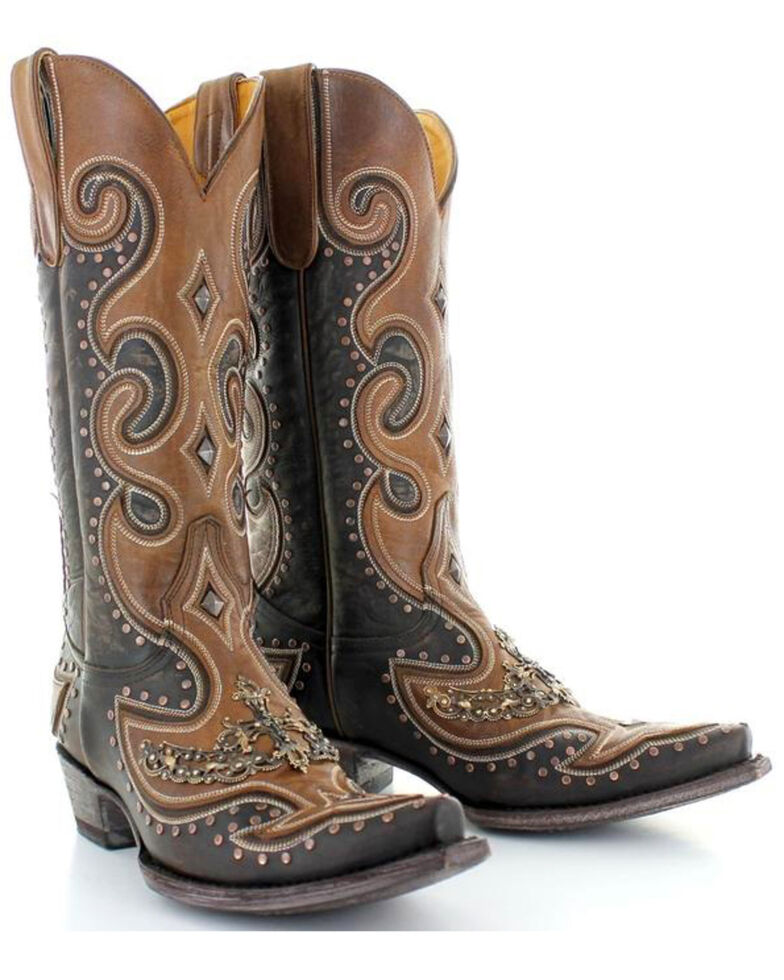 Old Gringo Women's Bonanza Chic Fancy Cowgirl Boots