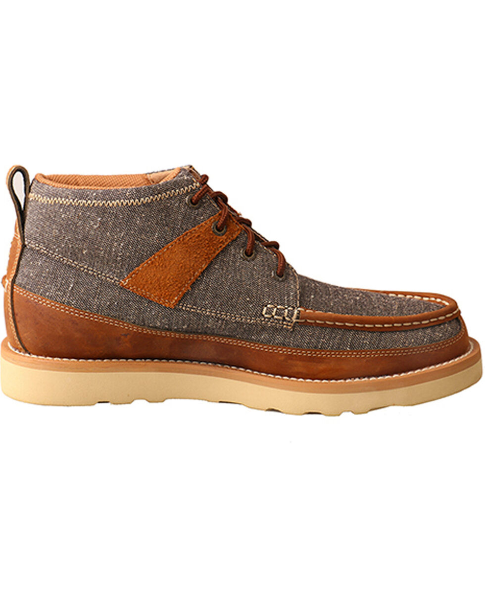 Twisted X Men's ECO TWX Casual Shoes - Moc Toe, Brown, hi-res