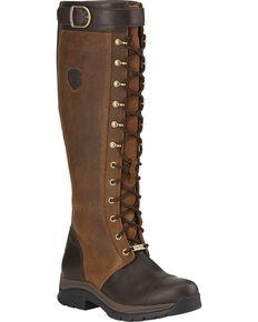 Ariat Women's Berwick GTX® Insulated Boots, Black, hi-res